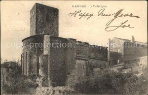Saint Raphael Var La vieille Eglise Kat. Saint Raphael
