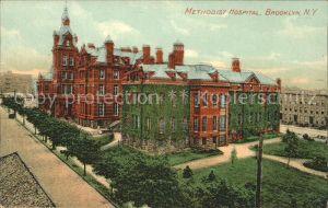 Brooklyn New York Methodist Hospital Kat. Brooklyn