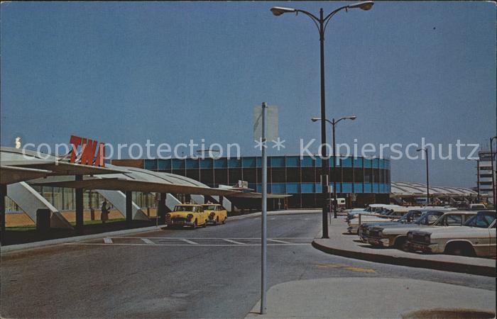Kansas City Missouri Municipal Airport Terminal Building Kat. Kansas City