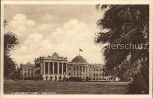 Calcutta Government House Kat. Calcutta