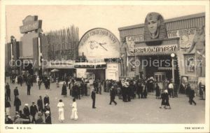 Chicago Illinois Official Card of Century of Progress World s Fair the Midway Kat. Chicago