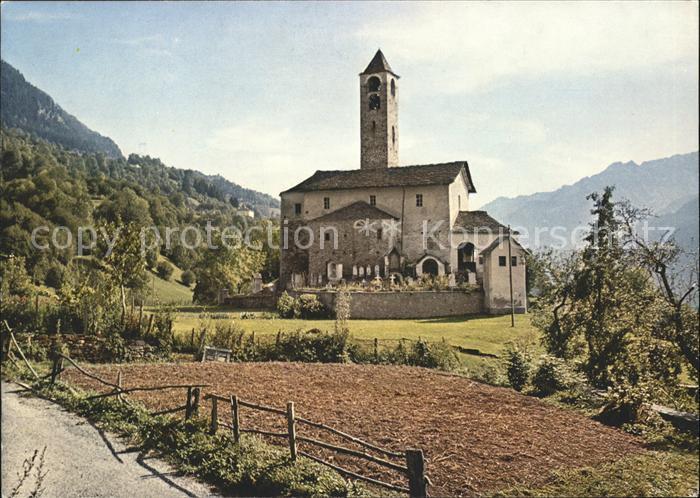 Rossura Chiesa Parrocchiale di S Lorenzo Kat. Rossura