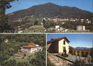 Bigorio Convento dei Cappuccini Fondato nel 1535 Kat. Bigorio
