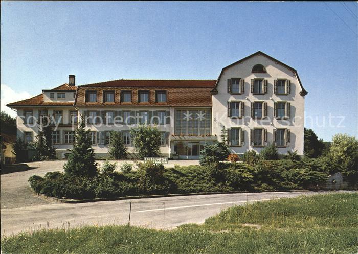 Montagny la Ville Les Fauvettes Institut de jeunes filles Kat. Montagny la Ville