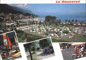 Bouveret VS Camping Rive Bleue Details Kat. Bouveret