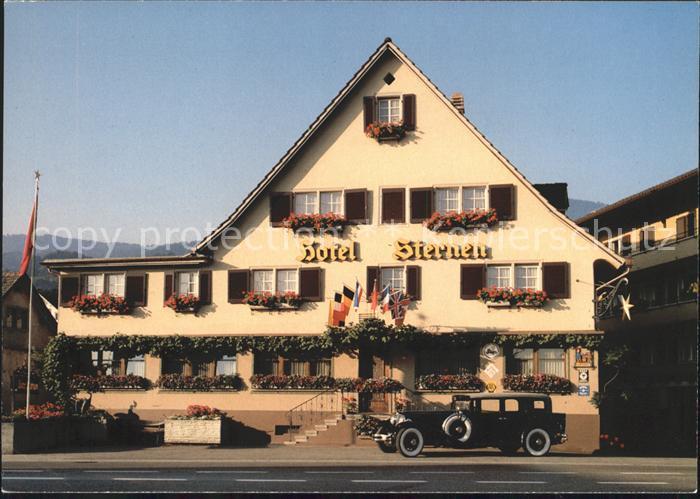 Pfaeffikon Sz Hotel Sternen Oldtimer Pfaeffikon Sz Bz Hoefe Nr