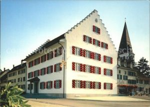 Elgg Gasthaus Krone Kat. Elgg