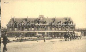 Saint Quentin Bahnhof Kat. Saint Quentin