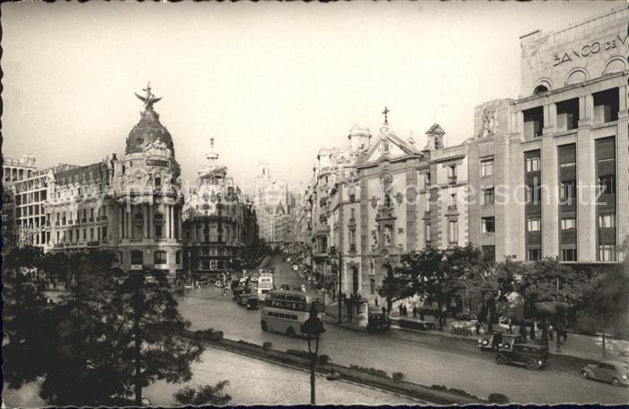 Madrid Spain Iglesia de San Jose y El Fenix Kat. Madrid
