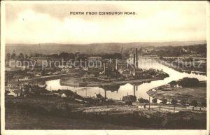 Perth Kinross View from Edinburgh Road / Perth & Kinross /Perth & Kinross and Stirling