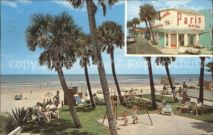 Daytona Beach Beach Paris Motel Kat. Daytona Beach