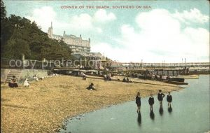 Southend-on-Sea Corner of the Beach / Southend-on-Sea /Southend-on-Sea