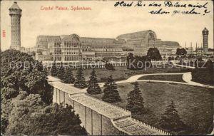 Sydenham Lewisham Crystal Palace Tower Park Kat. Lewisham