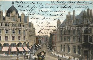 Birmingham New Street and Post Office Kat. Birmingham