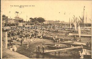 Southend-on-Sea Beach / Southend-on-Sea /Southend-on-Sea