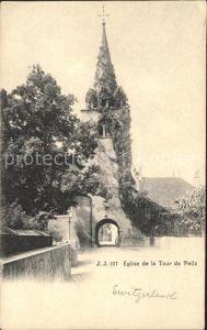 La Tour de Peilz Eglise Kat. La Tour de Peilz