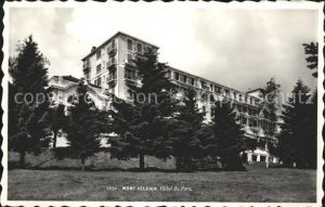Mont Pelerin Hotel du Parc Kat. Mont Pelerin