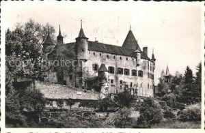 Oron-le-Chatel Chateau d' Oron / Oron-le-Chatel /Bz. Oron