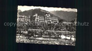 Montreux VD Grand Hotel d'Europe / Montreux /Bz. Vevey