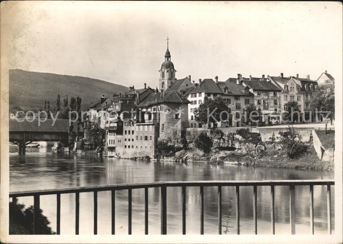 Olten Zielemp mit Klosterplatz Kat. Olten