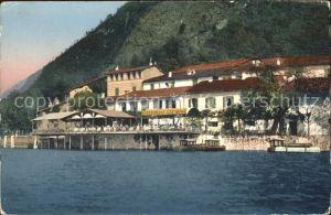 Caprino Ancien Restaurant Caprino  Kat. Lugano