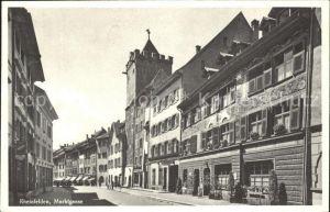 Rheinfelden AG Marktgasse Kat. Rheinfelden