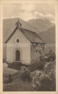 Alvaneu Dorf Kapelle Kat. Alvaneu Dorf