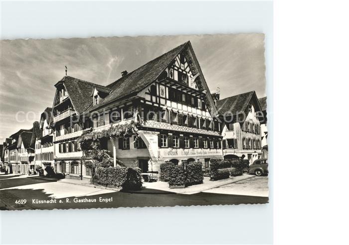 Kuessnacht Gasthaus Engel Kat. Kuessnacht