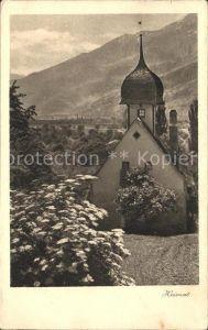 Malans GR Heimat Kirche / Malans /Bz. Landquart