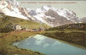 Jungfraubahn Kl Scheidegg und Jungfrau Kat. Jungfrau