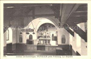 pensier Institut St Dominique La Chapelle Kat. Pensier