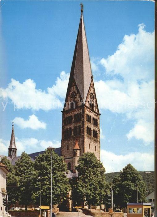 Ettlingen Kirche Kat. Ettlingen