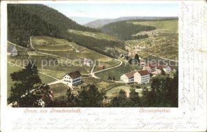 Freudenstadt Christophsthal Kat. Freudenstadt
