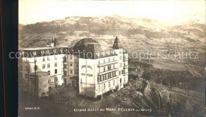 Mont Pelerin Grand Hotel  Kat. Mont Pelerin
