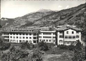 Schiers Krankenhaus  Kat. Schiers