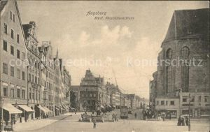 Augsburg Mittl. Maximilanstrasse Kat. Augsburg