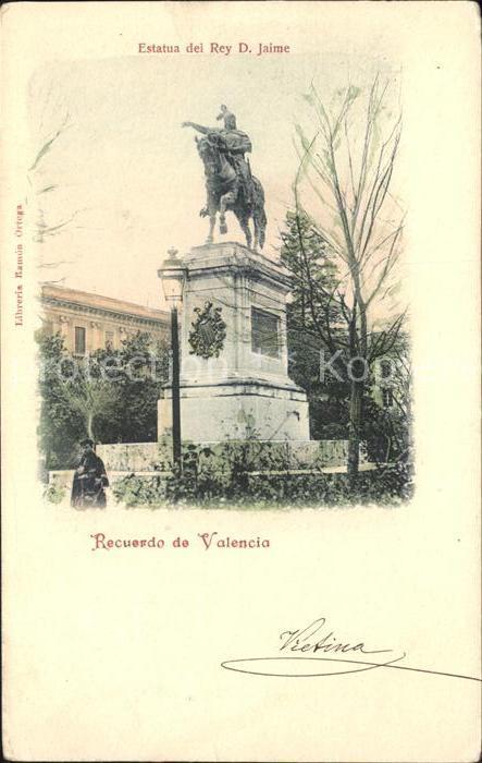 Valencia Valenciana Recuerdo de Valencia Kat. Valencia