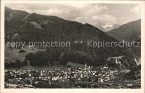Landeck Tirol Ortsansicht Kat. Landeck