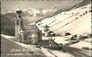 Loosdorf Froehliche Weihnachten Kirche Kat. Loosdorf