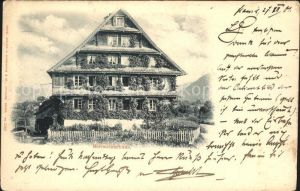 Flawil Schweizerhaus Kat. Flawil