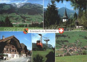 Erlenbach Simmental  Kat. Erlenbach Simmental
