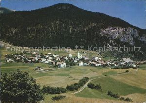Alvaneu Dorf Albulatal Panorama Kat. Alvaneu Dorf