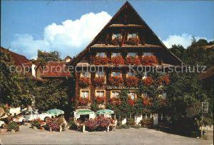 Merlischachen Swiss Chalet Hotel Restaurant Kat. Merlischachen