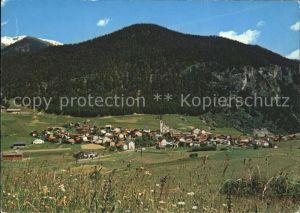 Alvaneu Dorf Gesamtansicht Kat. Alvaneu Dorf