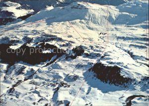 Piz Mundaun Skigebiet Liftkarte Kat. Piz Mundaun