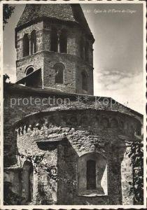 St Pierre de Clages Kirche Kat. St Pierre de Clages