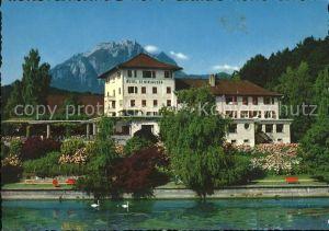 St Niklausen LU Hotel St Niklausen am See Kat. St Niklausen LU