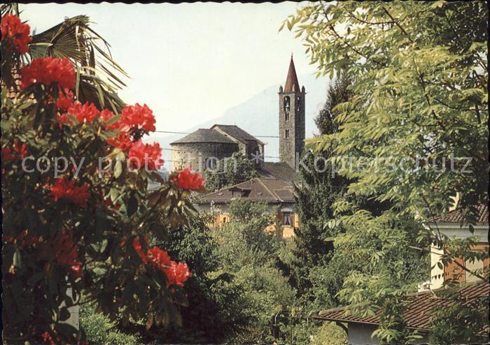 Tesserete Chiesa di Santo Stefano Kat. Tesserete