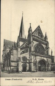 Liesse-Notre-Dame Liesse Notre-Dame-Kirche x / Liesse-Notre-Dame /Arrond. de Laon