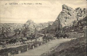 Les Baux-de-Provence Les Baux Val d'Enfer * / Les Baux-de-Provence /Arrond. d Arles